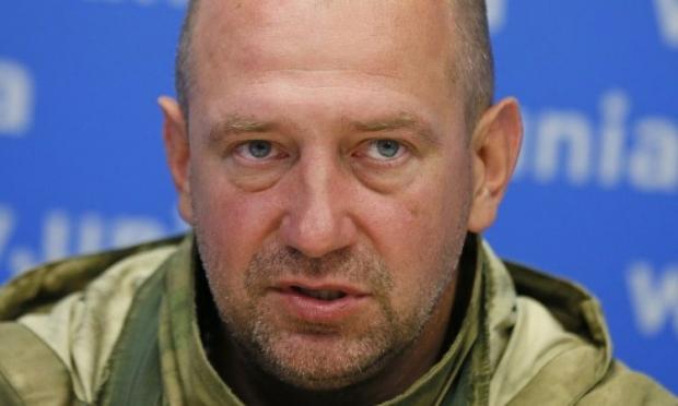 Сергей Мельничук, Айдар / Фото: УНИАН
