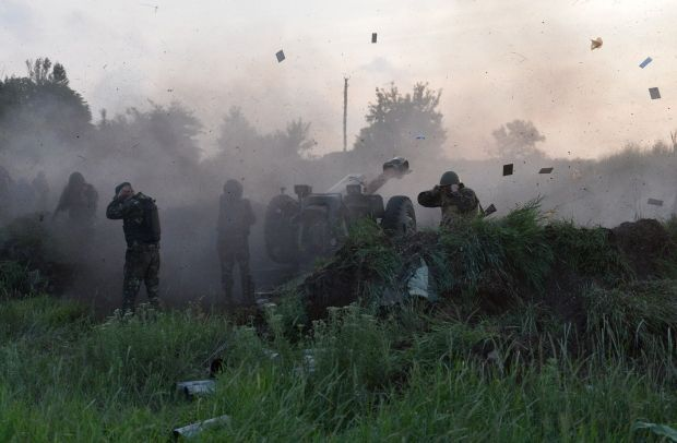 There is non-stop fighting in the area between Avdiyivka and Maryinka / Ministry of Defense