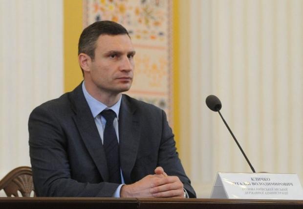 "Klitschko to present ""Program on urgent steps of Kyiv City Head"" tomorrow/ Photo UNIAN"
