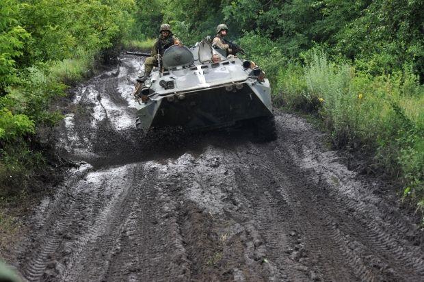 Українські військові  / Фото: Міноборони