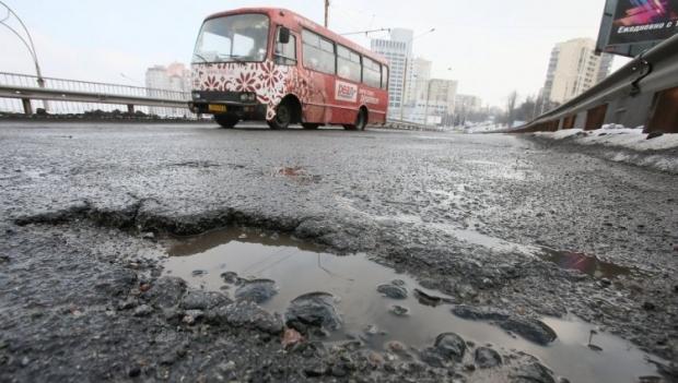Ремонт дорог в 2016 году: сколько денег выделят и какие трассы восстановят (карта)