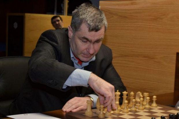 Василий Иванчук выиграл свою партию сегодня у соперника из Черногории / chess-news.ru