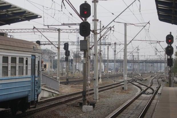 Железнодорожное сообщение в обход Украины будет запущено по участку Журавка – Миллерово / фото УНИАН