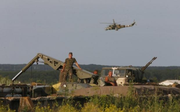 Троє військовослужбовців загинули та четверо отримали поранення / УНІАН