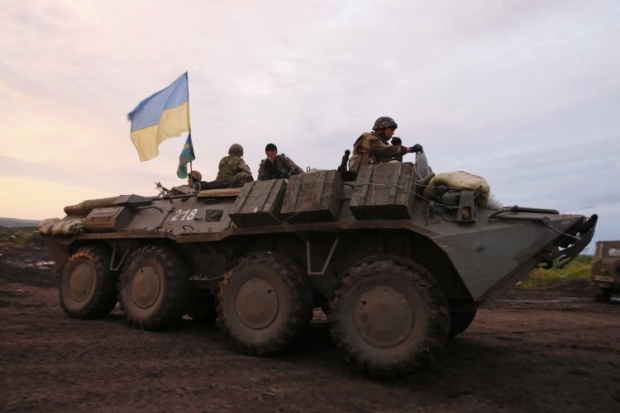 ATO forces have losses near Amvrosievka – Tymchuk/ UNIAN