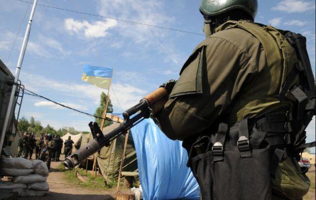 У боях на сході України загинуло 11 військовослужбовців / УНІАН