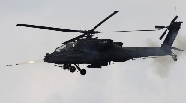 Apache / REUTERS