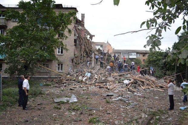 В Донецкой области объявили траур / Torez Snezhnoe Portal