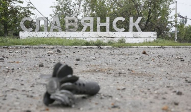 Слов'янськ. Донбас, Україна / УНІАН