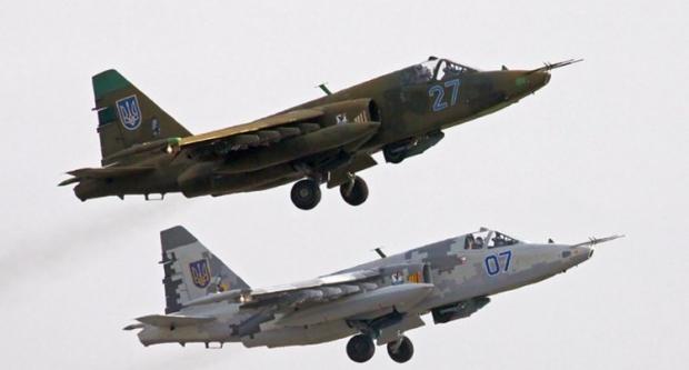 Данные о потере двух Су-25 не достоверные - Минобороны