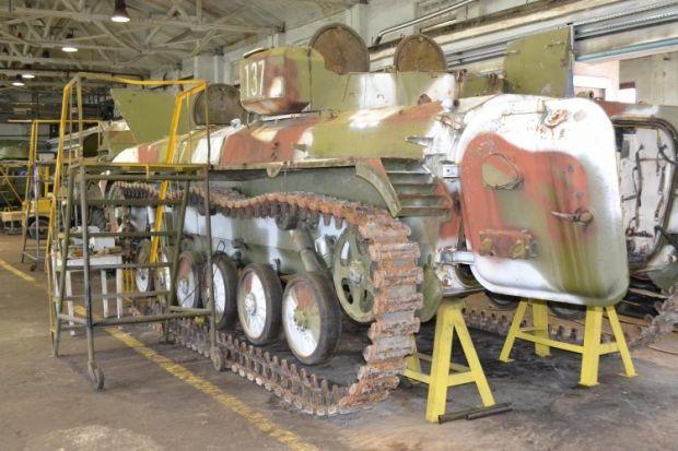 12 000 единиц техники было восстановлено / Фото УНИАН