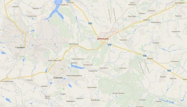 По минским договоренностям Дебальцево и прилегающую территорию должна контролировать украинская власть