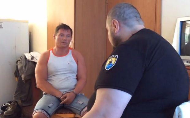 Відкрито кримінальне провадження за ч.2 ст. 110 Кримінального Кодексу України / Скриншот з відео