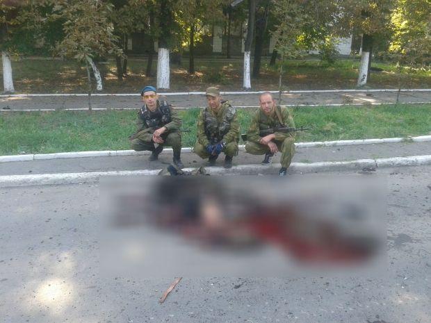Російський солдат / Фото : Вконтакте