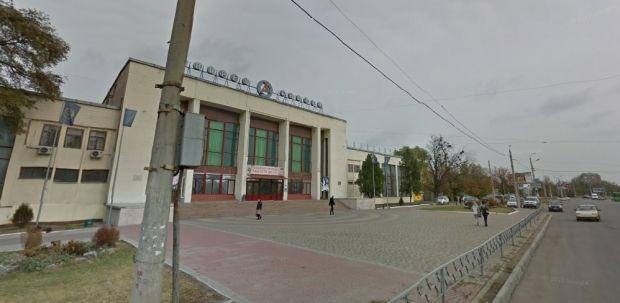 бассейн / Кадр Google Maps