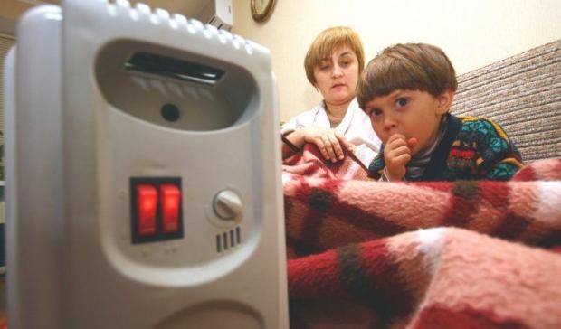 В столице отопление включат только с наступлением холодов / фото УНИАН