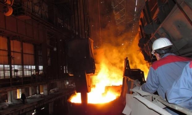 Украинская металлургия не смогла выйти из двухлетнего крутого пике / Фото УНИАН