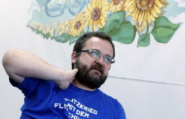 Гендиректор представительства Google в Украине Дмитрий Шоломко / Фото УНИАН