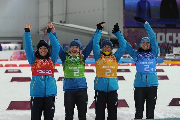 Квартиры от государства получили далеко не все олимпийские чемпионки Сочи / noc-ukr.org