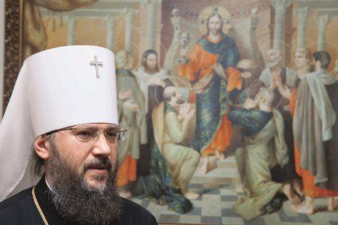Управляющий делами УПЦ митрополит Антоний (Паканич).