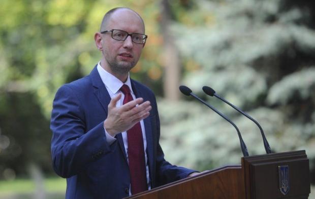 Яценюк нразвав імена можливих урядовців / УНІАН