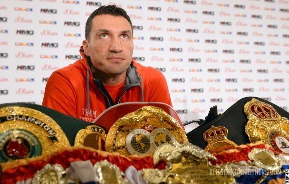 Владимир Кличко объявил новую дату боя с Кубратом Пулевым / klitschko-brothers.com