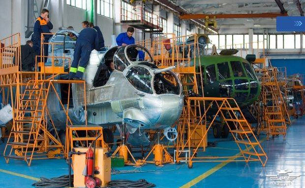 Экс-менеджмент завода Авиакон присвоил 13 миллионов / фото aviakon.com