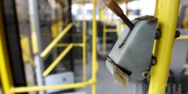 Підприємства міського електричного транспорту змушені пропонувати  підняття вартості проїзду / Фото УНІАН