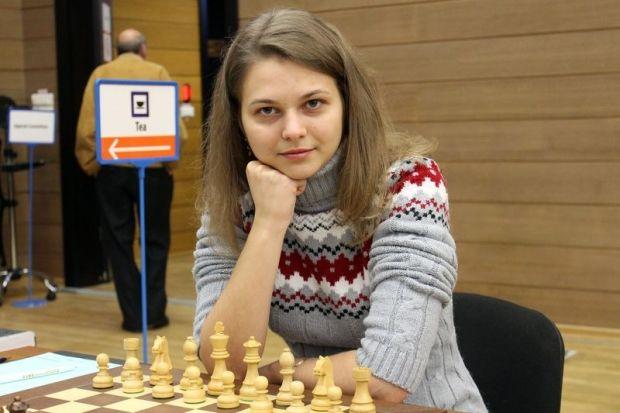 Вернувшаяся из Словении Анна Музычук помогла сборной Украины добыть бронзу / gazeta.lviv.ua