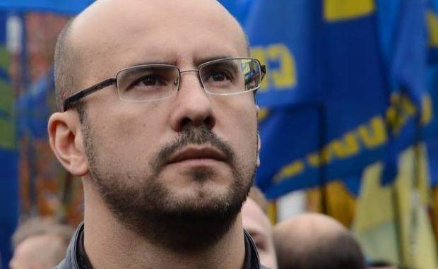 Сергей Рудык отправился на фронт / личная страница политика в Facebook