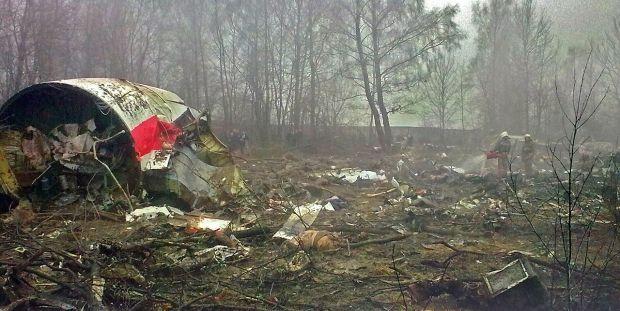 смоленск, качиньский, катастрофа, самолет / wikipedia.org