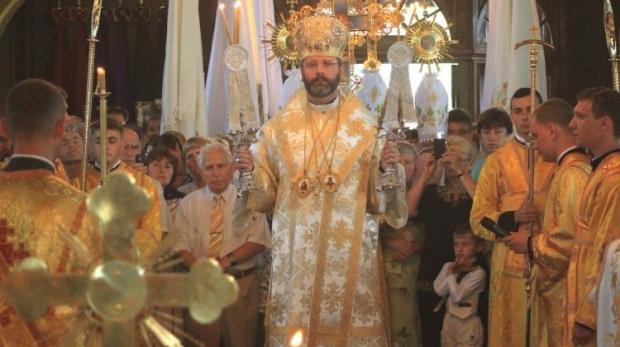 Модель українських греко-католиків може стати рішенням для питання Ватикану щодо одружених священиків/ Фото УНІАН