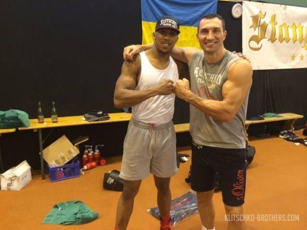 Кличко предрекает большое будущее олимпийскому чемпиону / klitschko-brothers.com