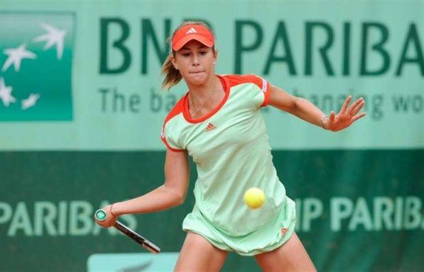 """Калініна програла в кваліфікації до """"Ролан Гаррос"""" / sport-xl.org"""