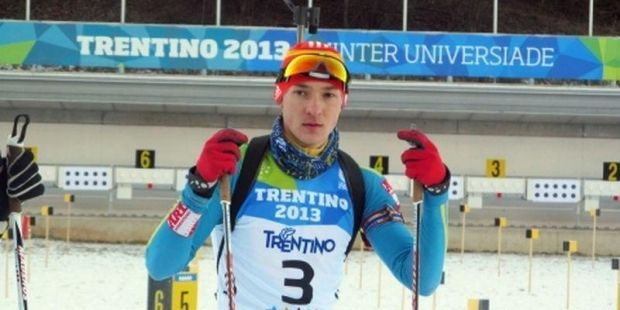 Биталонист Тищенко выиграл серебро Чемпионата мира / sportonline.ua