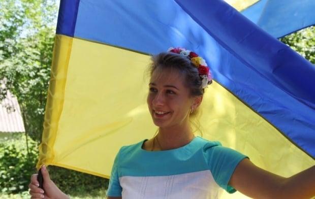флаг Украина / Фото: УНИАН