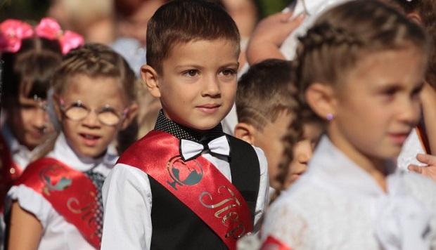 В Киеве отложили начало приема документов для зачисления детей первых классов / фото УНИАН