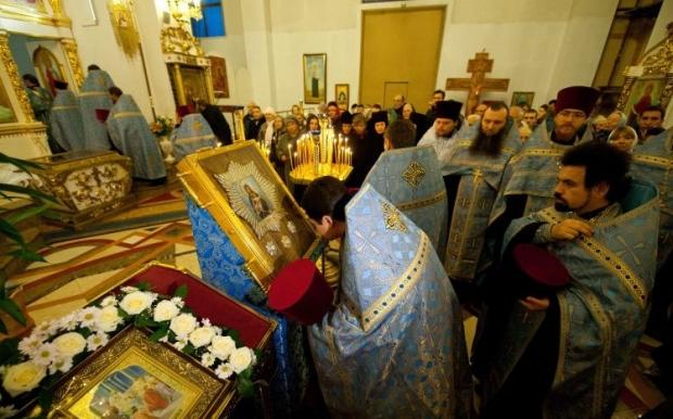 14 октября православныебудут отмечать Покров Пресвятой Богородицы / фото УНИАН