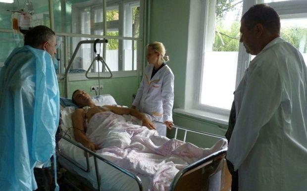 Зеленский поддержал создание программы лечения ветеранов, которые получили инвалидность во время боевых действий на Донбассе / фото mil.gov.ua