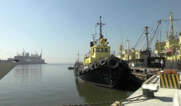 Морська адміністрація починає свою роботу 1 серпня / фото УНІАН