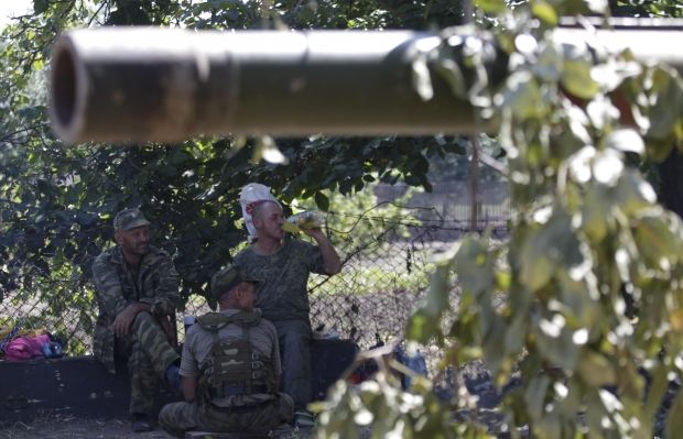 Ситуація на Донбасі: дані на 3 серпня 2021 / фото REUTERS
