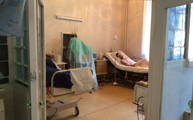 Сімох постраждалих українських моряків виписали з лікарні / фото Ірина Геращенко / facebook.com