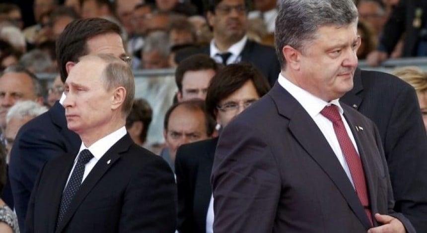 Putin, Poroshenko should come to negotiating table – Ukraine's ex-president