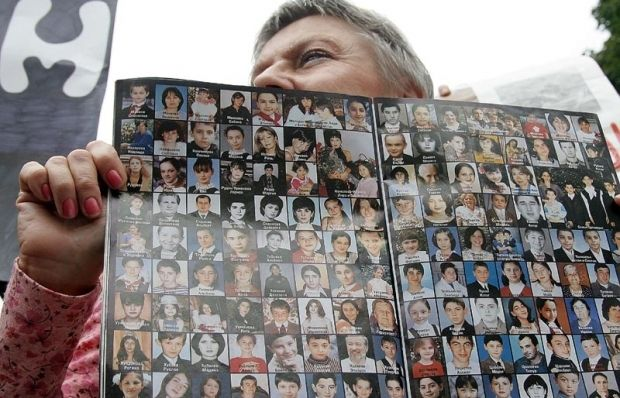 Матери погибших школьников подали на Россию в Европейский суд / samlib.ru