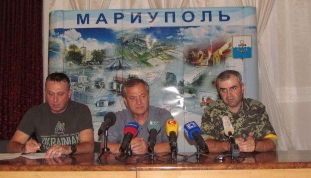Под Мариуполем построят вторую защитную линию  / 0629.com.ua