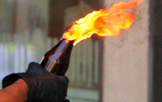 В результате поджога никто из персонала и посетителей не пострадал/ фото: tsn.ua