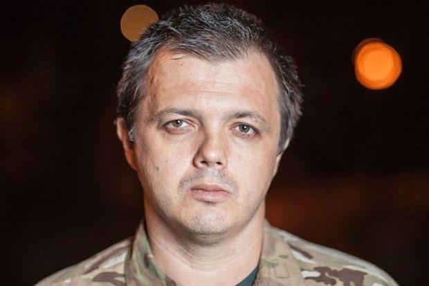 Семенченко не йде із Самопоміччю / Facebook