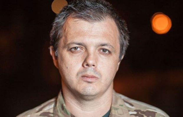 Семенченко озвучив приблизну кількість загиблих під Іловайськом / фото Facebook