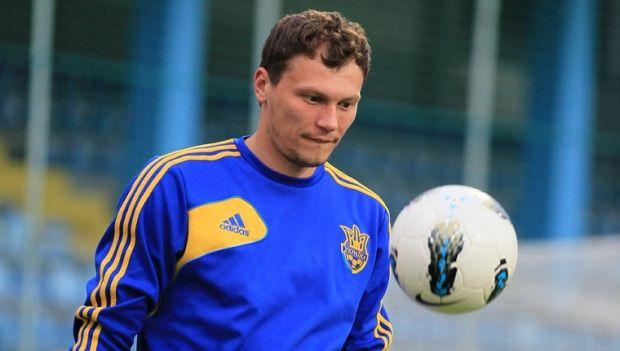 Пятов должен стать основным вратарем сборной / dynamo.kiev.ua