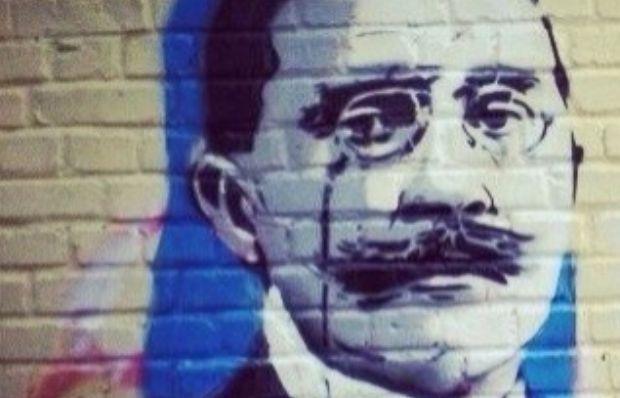В Киеве на домах появили портреты известных людей / Сегодня